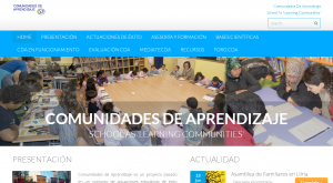 Comunidades de Aprendizaje Schools as 'learning communities'