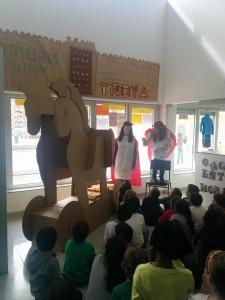 Irantzu y Ana presentación