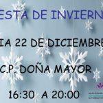 Fiesta de invierno. 22 de diciembre