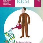 Artículo sobre el proyecto de innovación del CP. Doña Mayor en la revista IDEA