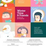 Curso de inglés diciembre Programa Winter Time 2017
