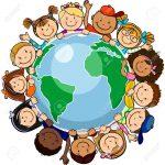 Jornadas Culturales 2018. Niños y Niñas del Mundo